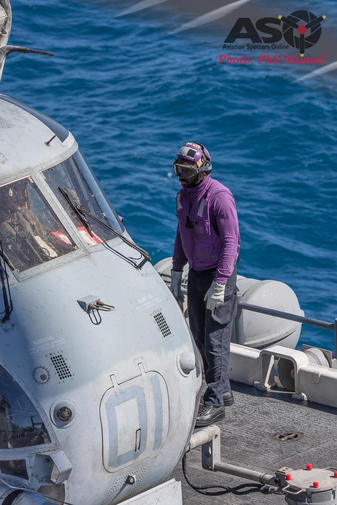 USS Bonhomme Richard 2017.Media Day (178)