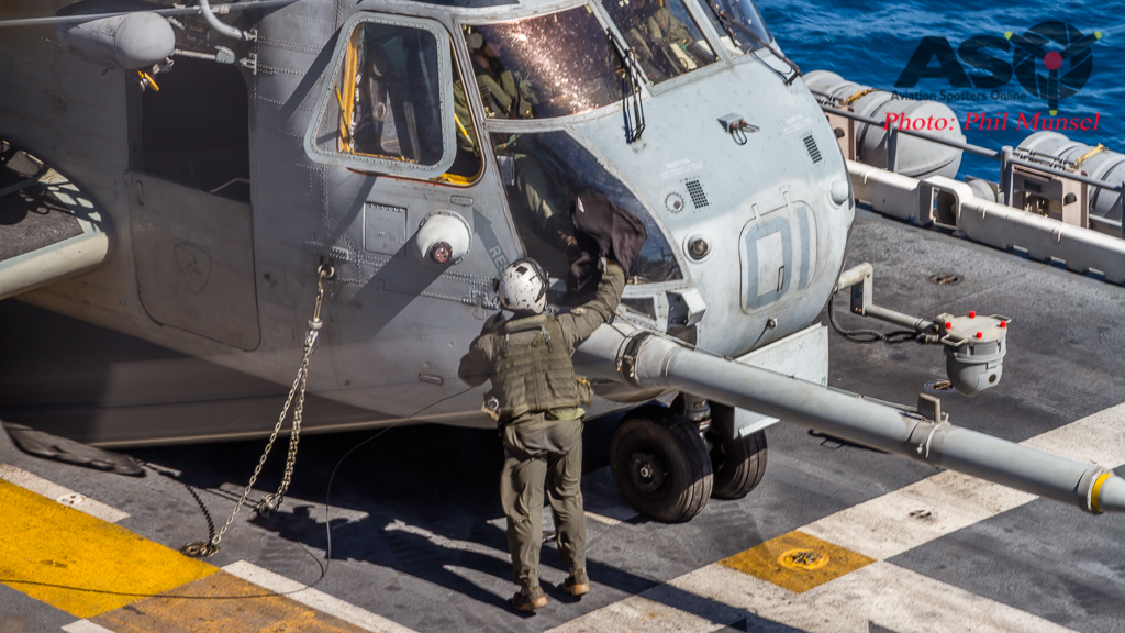 USS Bonhomme Richard 2017.Media Day (205)