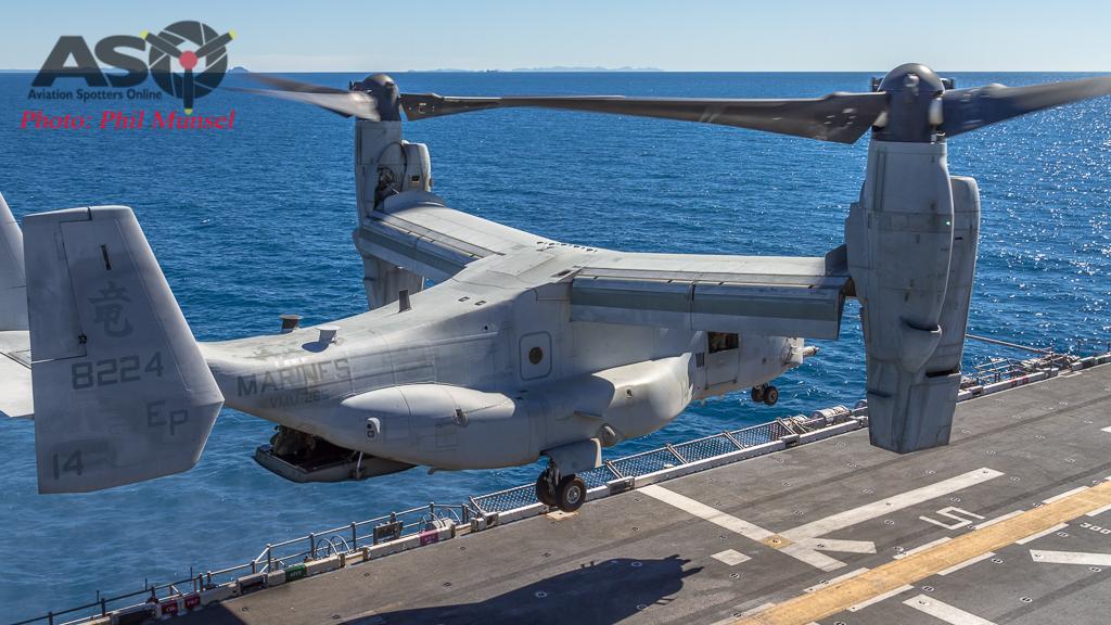 USS Bonhomme Richard 2017.Media Day (206)