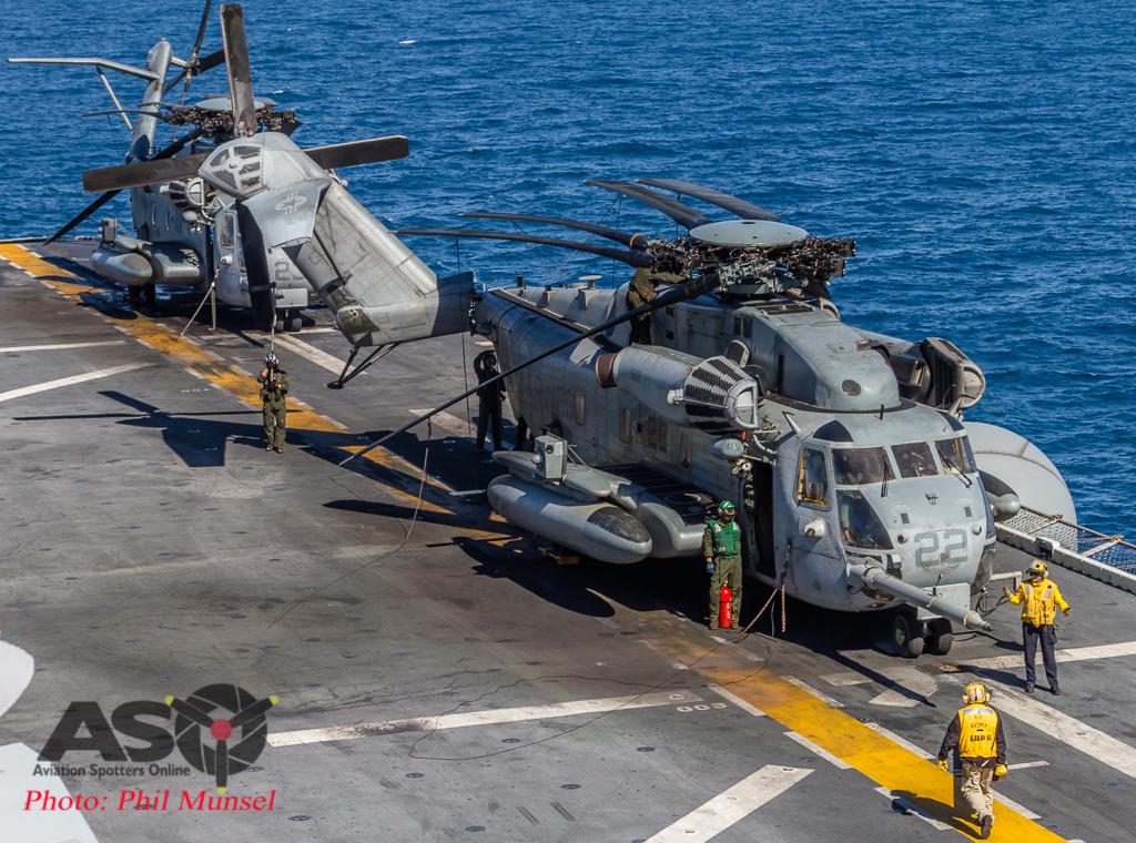 USS Bonhomme Richard 2017.Media Day (217)