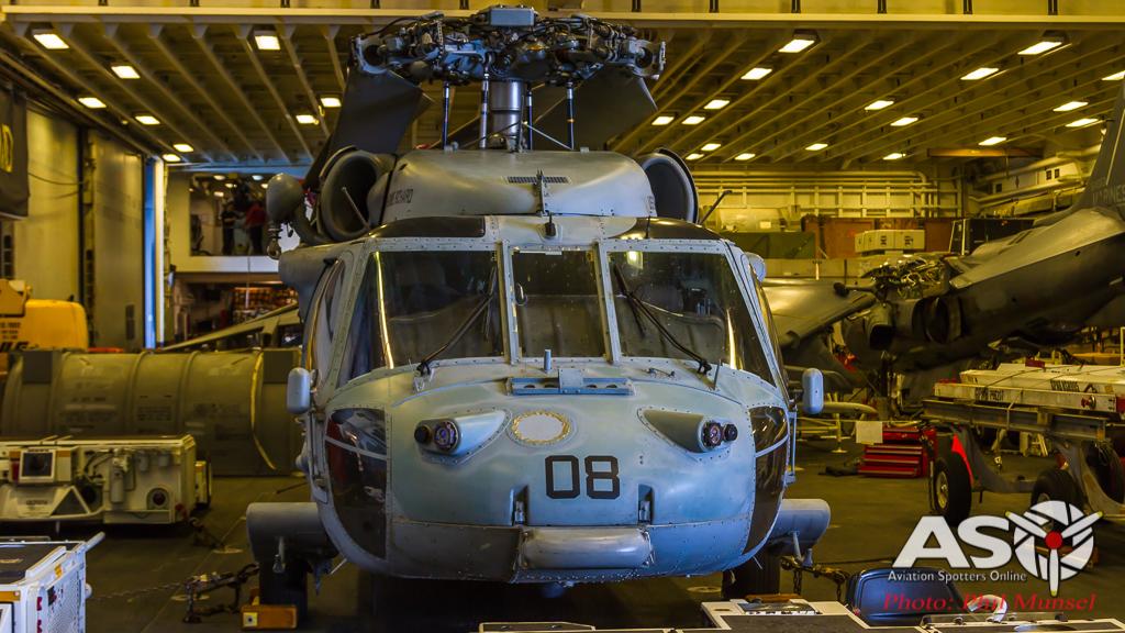USS Bonhomme Richard 2017.Media Day (221)