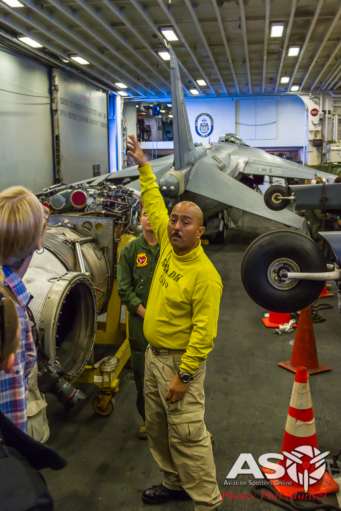 USS Bonhomme Richard 2017.Media Day (227)