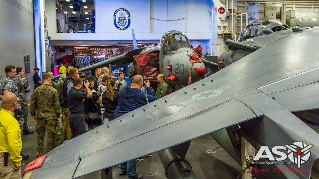 USS Bonhomme Richard 2017.Media Day (241)