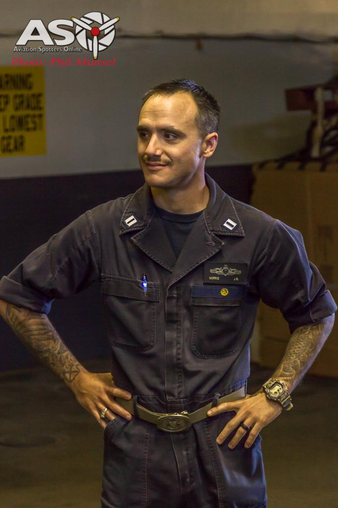 USS Bonhomme Richard 2017.Media Day (286)