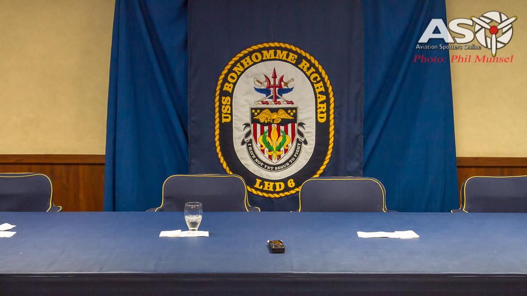 USS Bonhomme Richard 2017.Media Day (323)