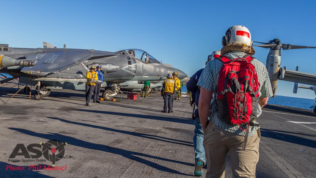 USS Bonhomme Richard 2017.Media Day (330)