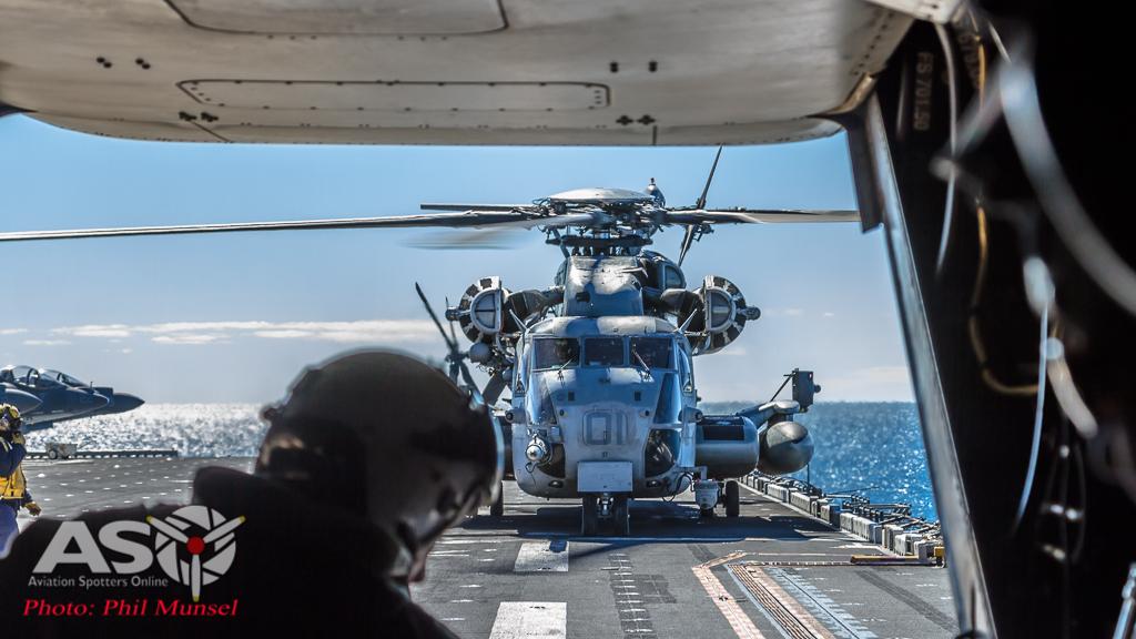 USS Bonhomme Richard 2017.Media Day (53)