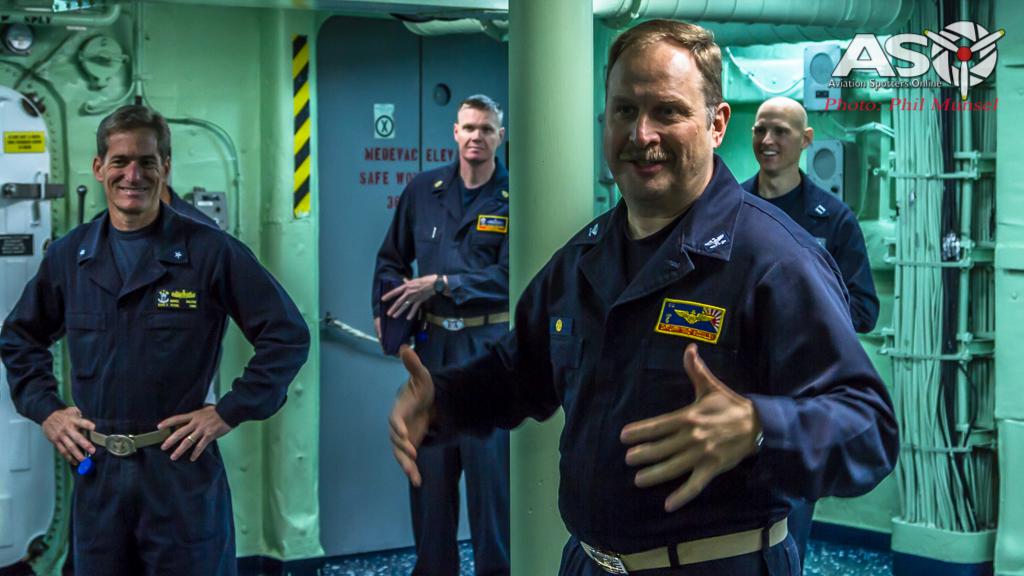 USS Bonhomme Richard 2017.Media Day (62)