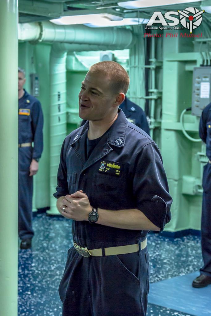USS Bonhomme Richard 2017.Media Day (66)