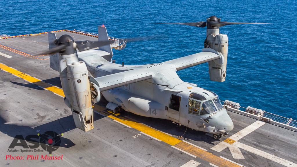 USS Bonhomme Richard 2017.Media Day (80)