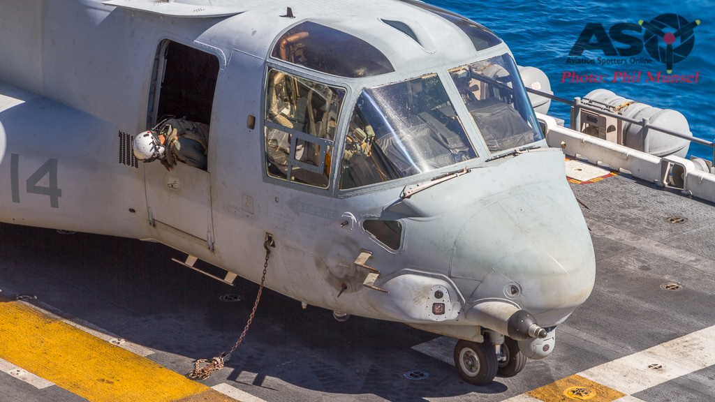 USS Bonhomme Richard 2017.Media Day (90)