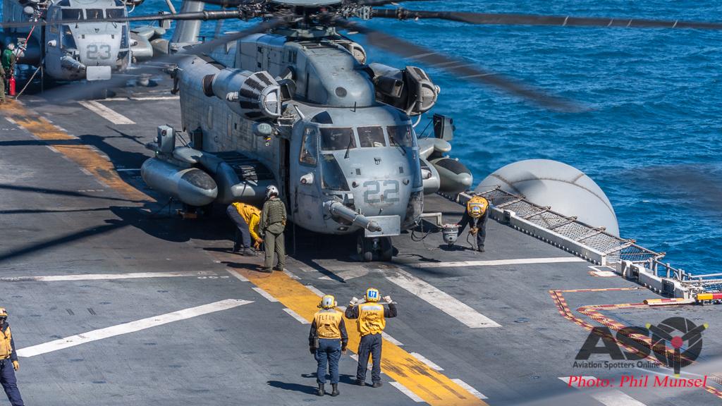 USS Bonhomme Richard 2017.Media Day (93)