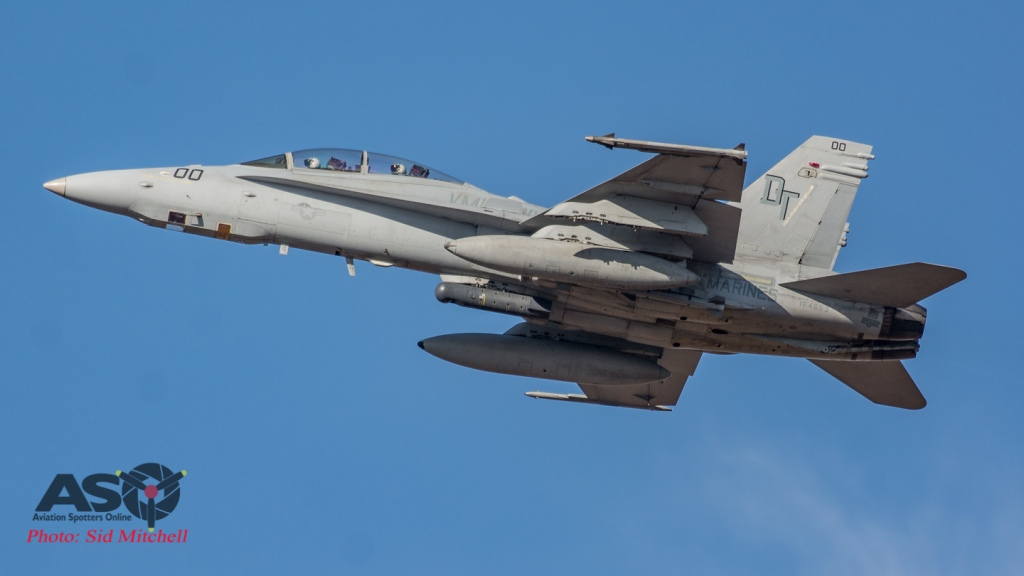 F/A-18D VMFA(AW)242