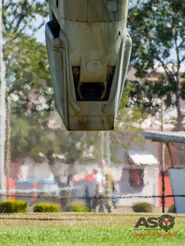 Osprey exhaust/ deflector