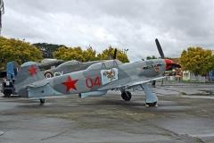 James Smith Yak-3 VH-YIX-3