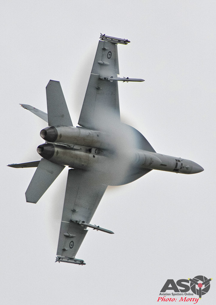 Mottys Williamtown Centenary 3 Family Day Super Hornet 0080 A44-201-ASO