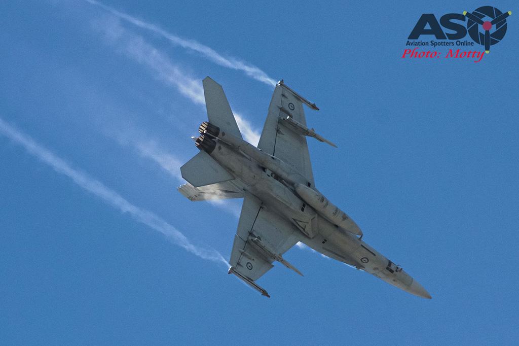 Mottys Williamtown Centenary 1 Practice Day Super Hornet 0010-ASO