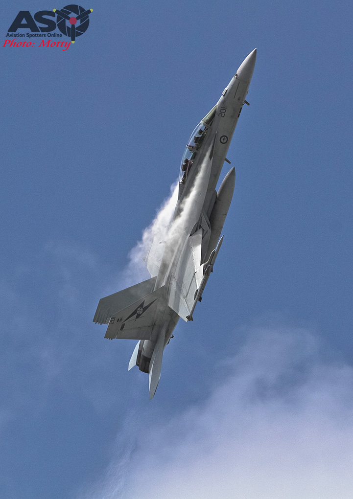 Mottys Williamtown Centenary 1 Practice Day Super Hornet 0110-ASO