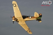 Mottys Paul Bennet Airshows Wirraway VH-WWY A2A 0110-ASO