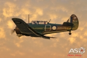 Mottys Paul Bennet Airshows Wirraway VH-WWY A2A 0120-ASO