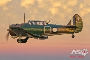 Mottys Paul Bennet Airshows Wirraway VH-WWY A2A 0195-ASO