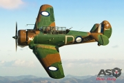 Mottys Paul Bennet Airshows Wirraway VH-WWY A2A 0250-ASO