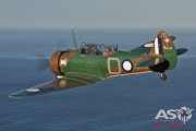 Mottys Paul Bennet Airshows Wirraway VH-WWY A2A 0270-ASO