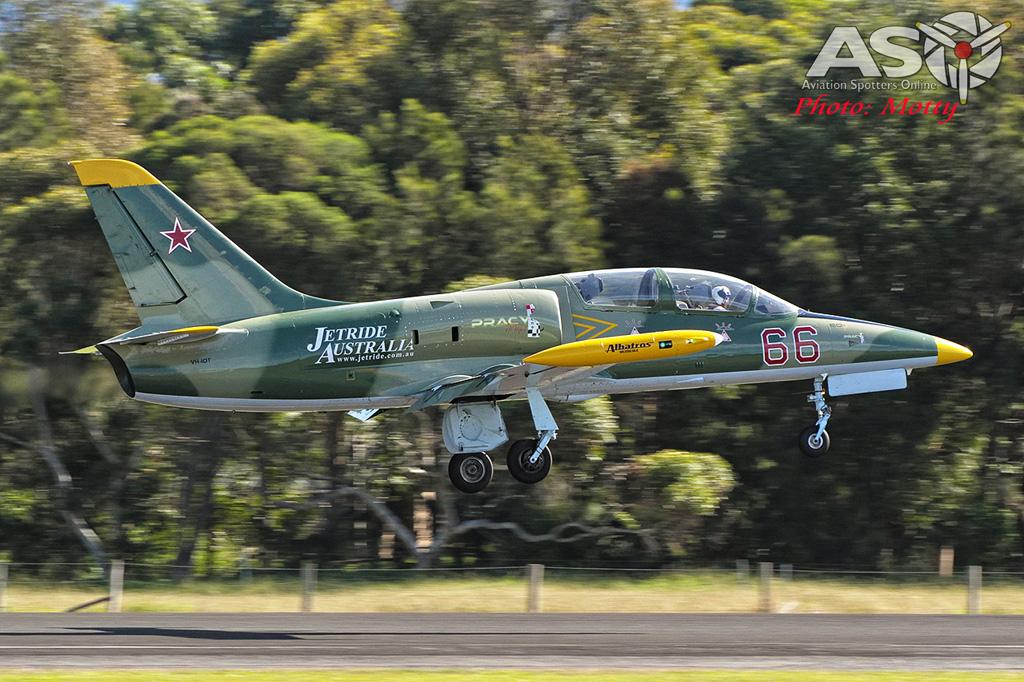 Wings Over Illawarra 2016 Albatros-253