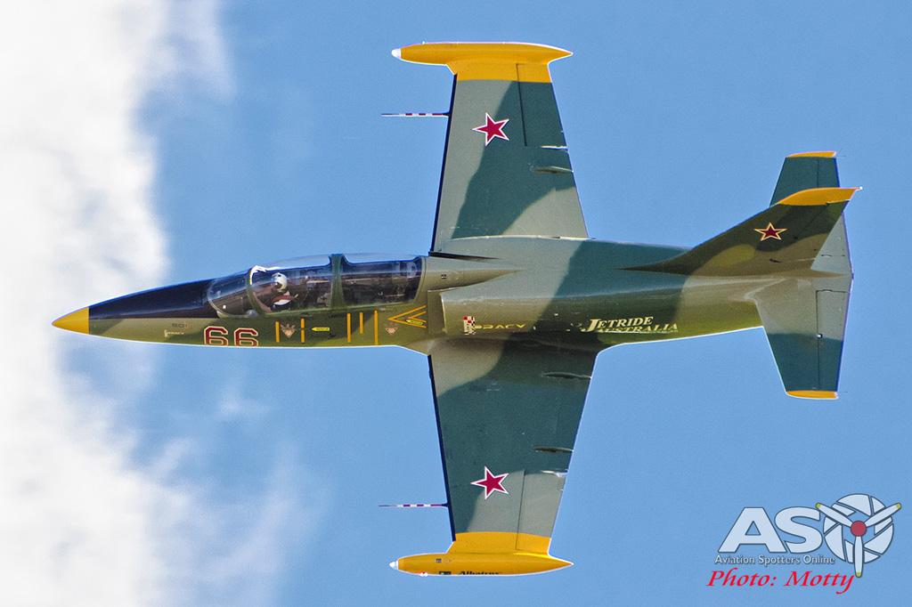 Wings Over Illawarra 2016 Albatros-255