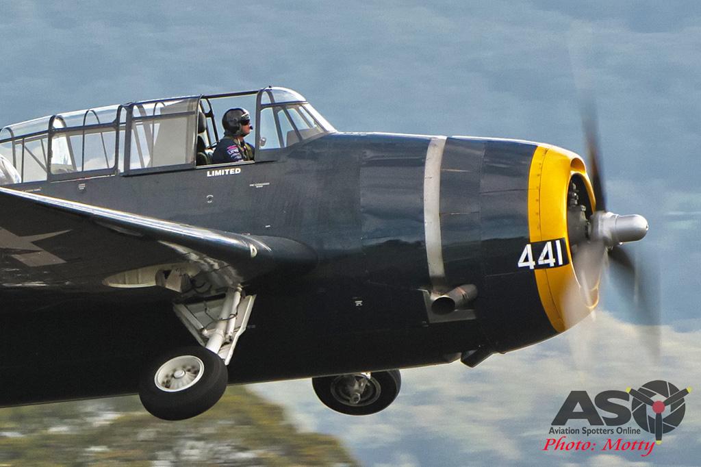 Wings Over Illawarra 2016 Avenger-083