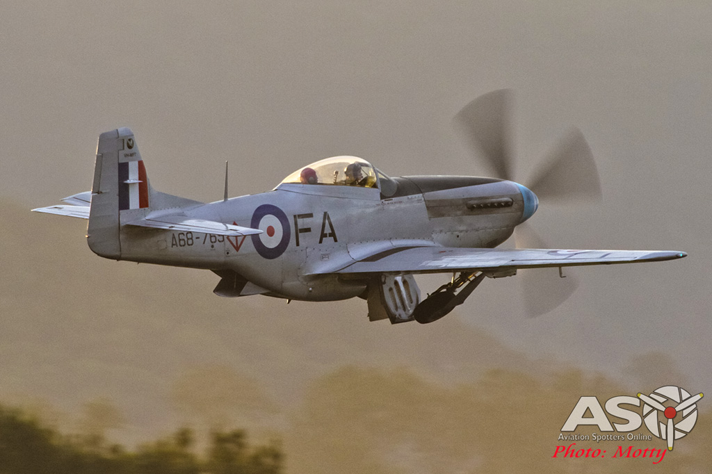 Wings Over Illawarra -2016 Caboolture Mustang-006