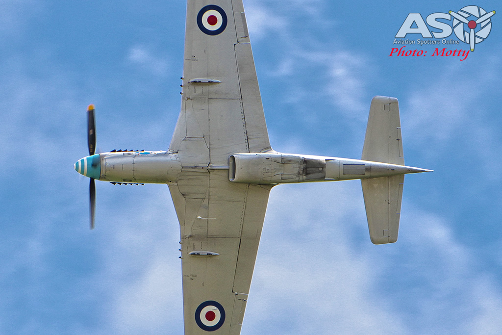 Wings Over Illawarra -2016 Caboolture Mustang-201
