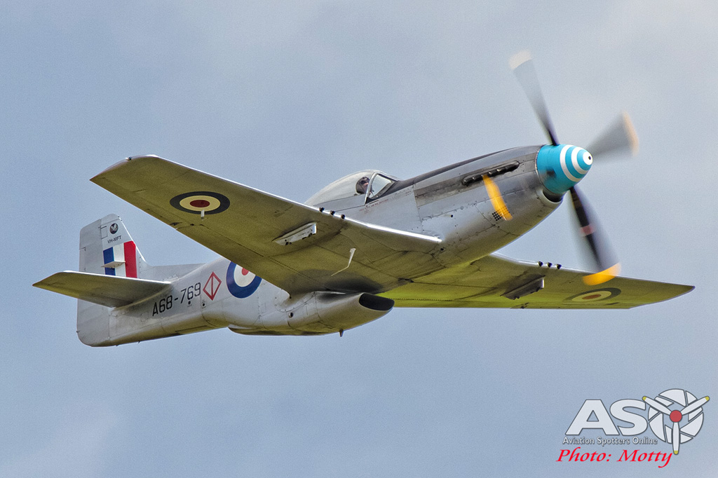 Wings Over Illawarra -2016 Caboolture Mustang-204