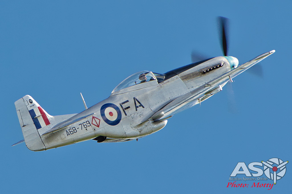 Wings Over Illawarra -2016 Caboolture Mustang-205