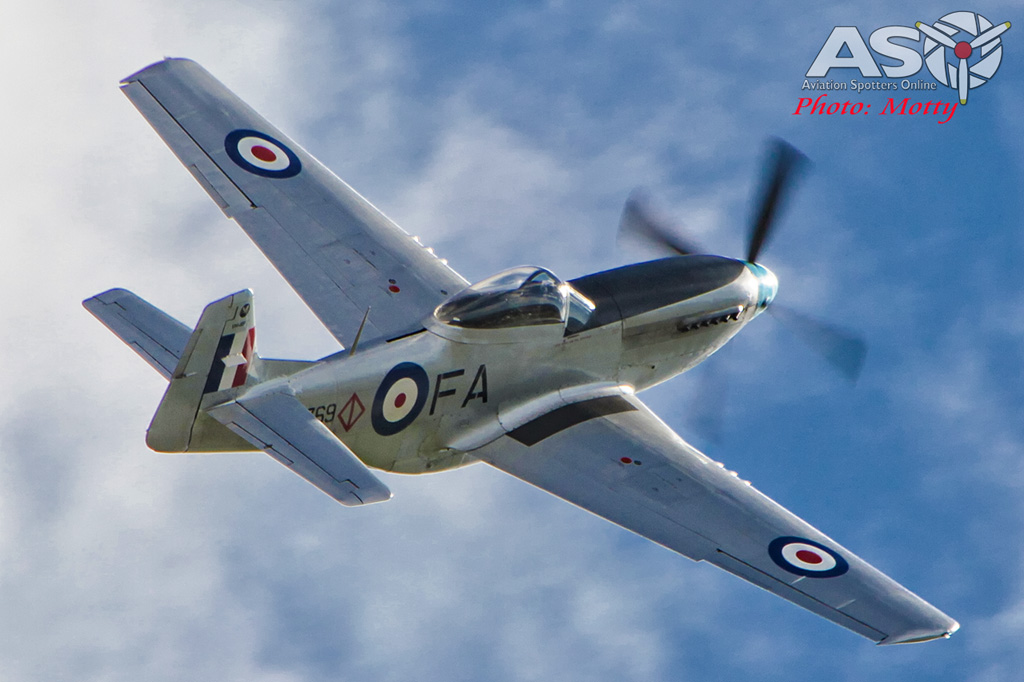 Wings Over Illawarra -2016 Caboolture Mustang-206