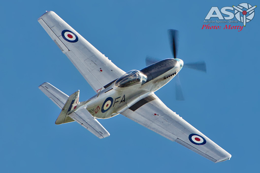 Wings Over Illawarra -2016 Caboolture Mustang-207
