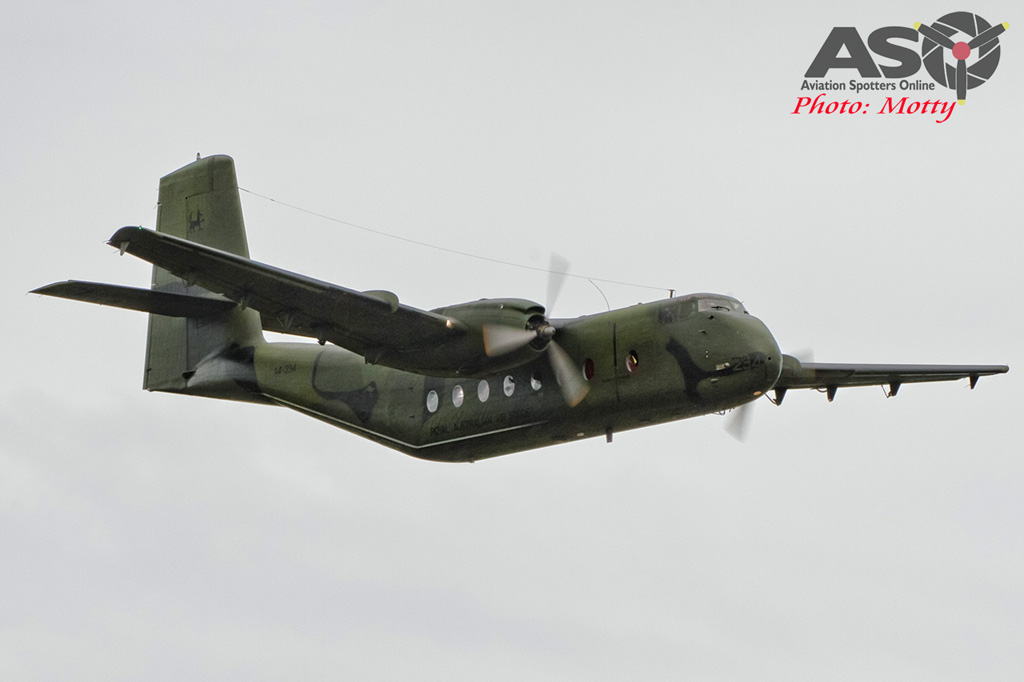 Wings Over Illawarra 2016 Caribou-032