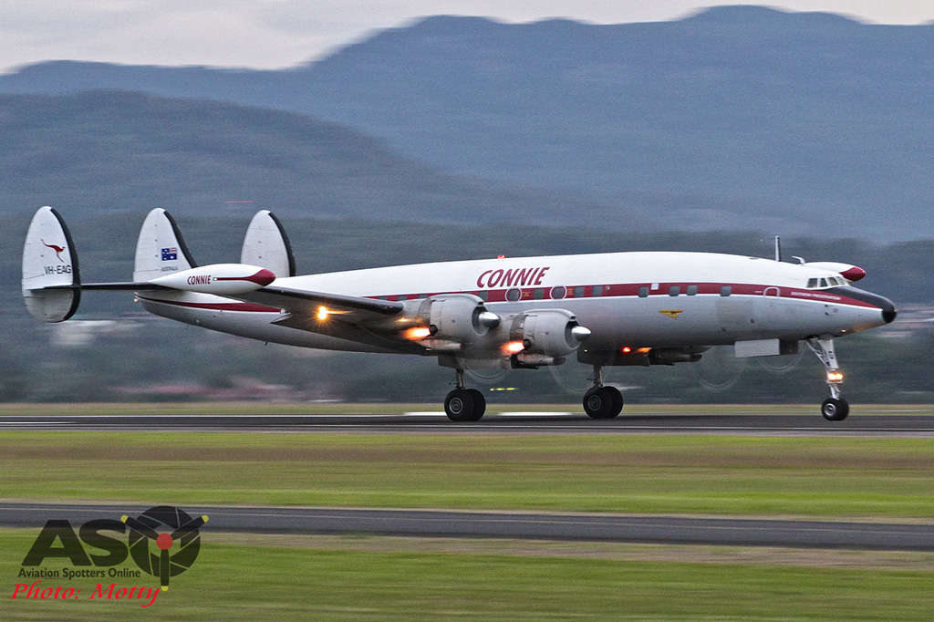 Wings Over Illawarra 2016 Connie