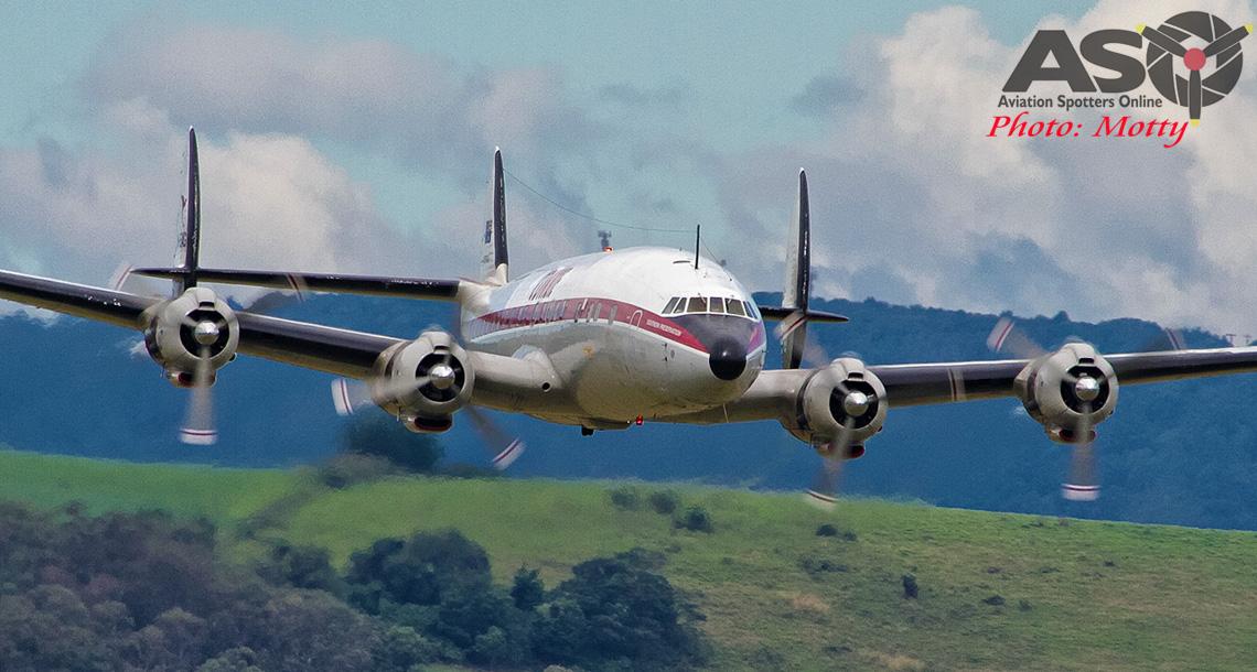 Wings Over Illawarra 2016 Connie-155-Header