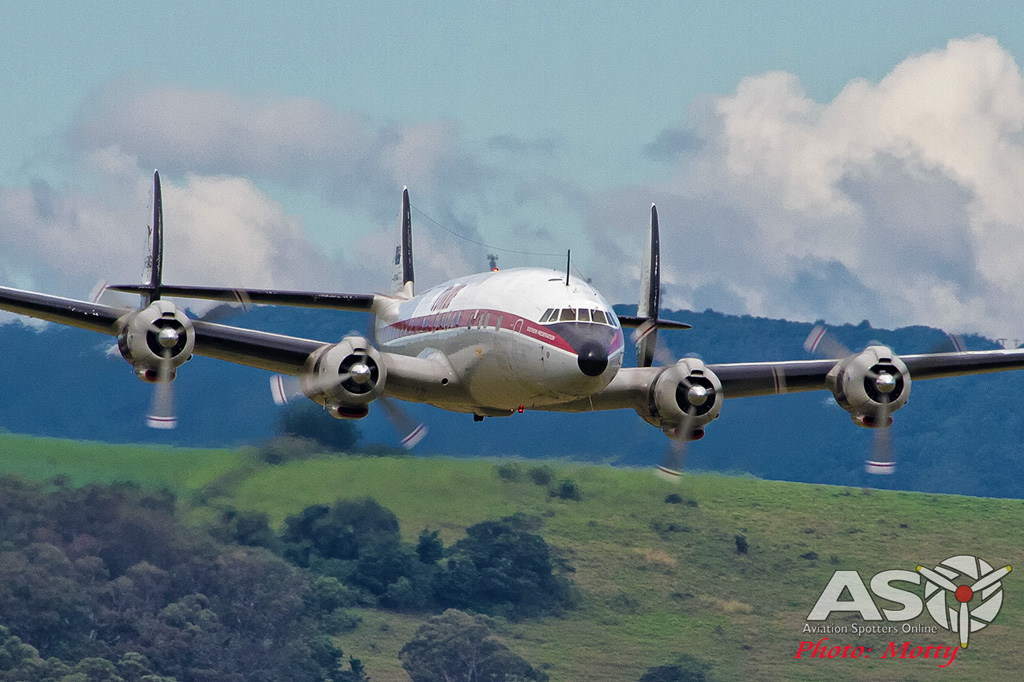Wings Over Illawarra 2016 Connie-155
