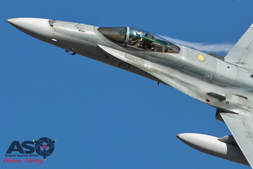 Wings Over Illawarra 2016 Hornet-296