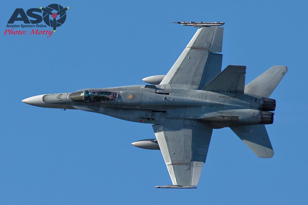 Wings Over Illawarra 2016 Hornet-298