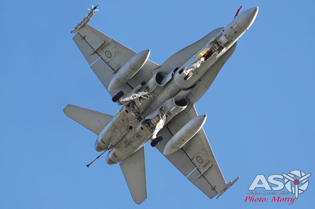 Wings Over Illawarra 2016 Hornet-311
