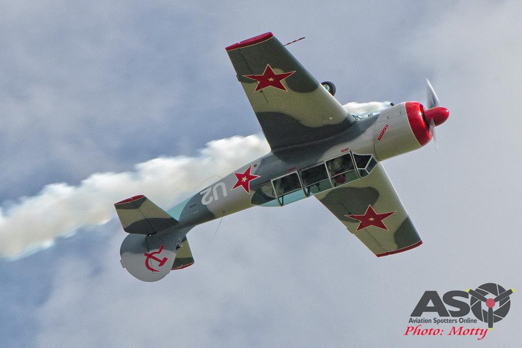 Wings Over Illawarra 2016 Russian Roolettes-232
