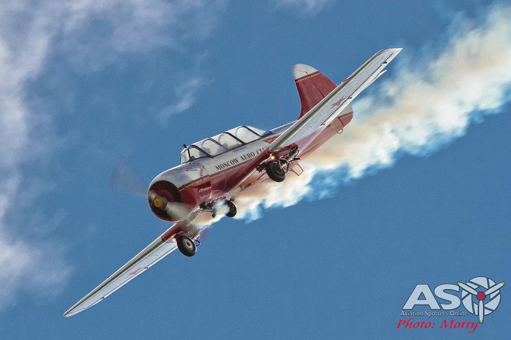 Wings Over Illawarra 2016 Russian Roolettes-236
