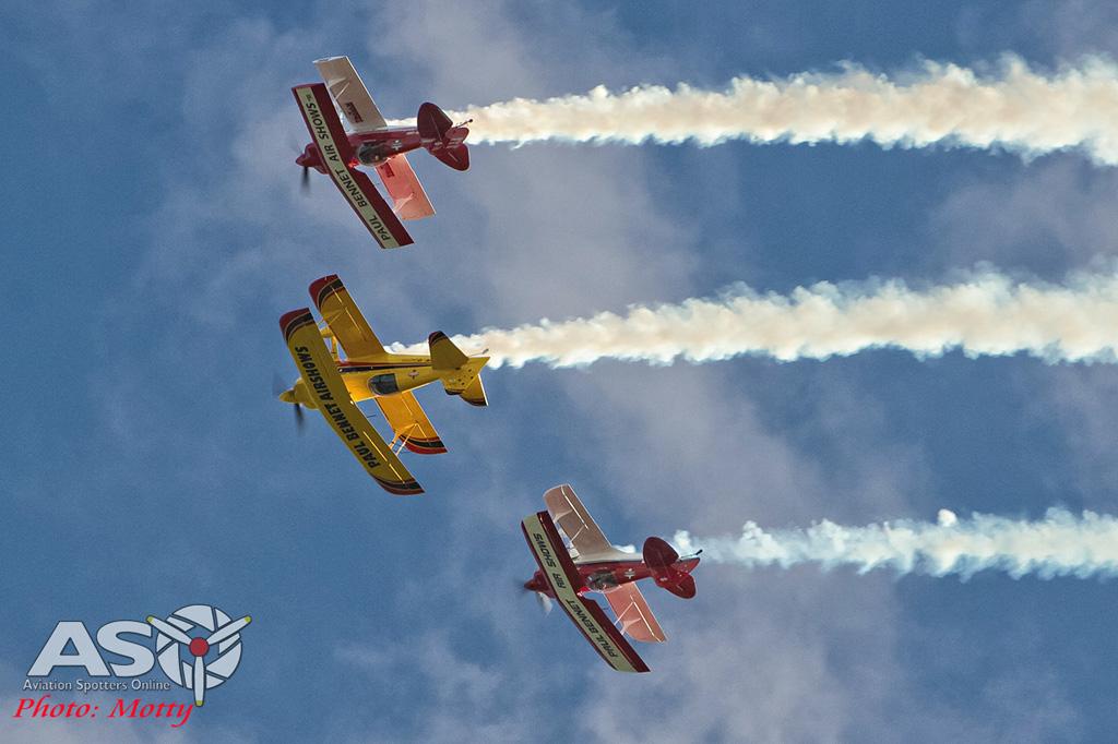Wings Over Illawarra 2016 Sky Aces-141