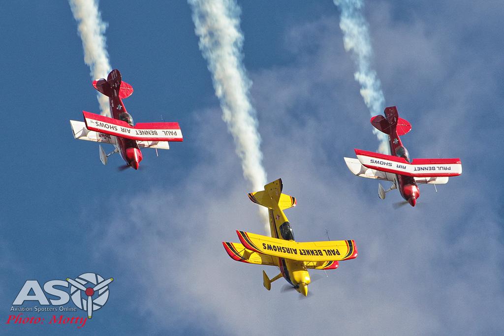 Wings Over Illawarra 2016 Sky Aces-142