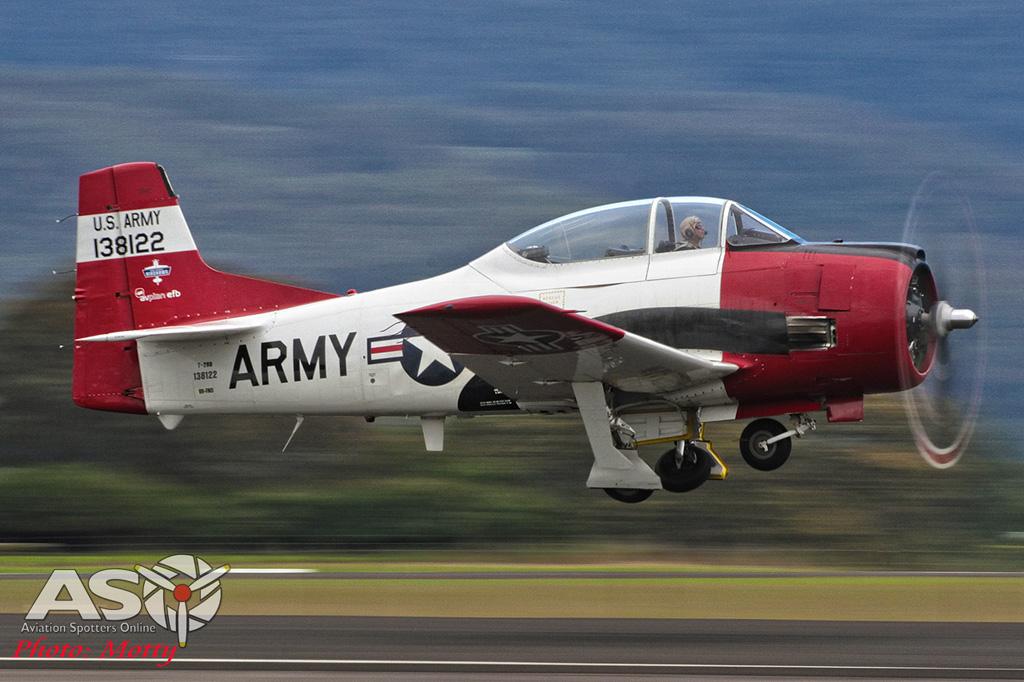 Wings Over Illawarra 2016 Trojan-162