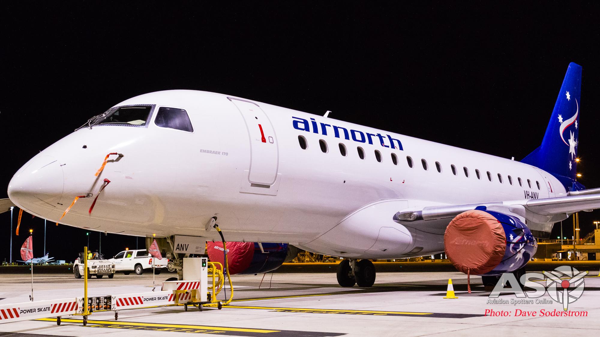 Airnorth celebrate their 40th anniversary in aviation.