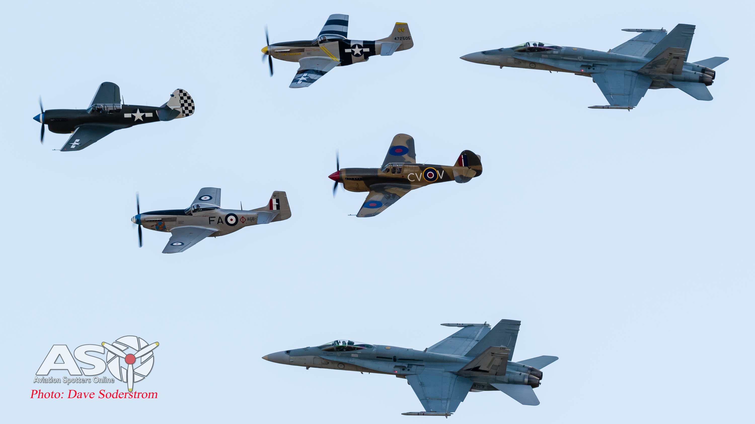 Warbirds Downunder Airshow 2018 The largest gathering of Warbird Aircraft in Australia